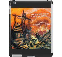 Never Forsaken iPad Case/Skin