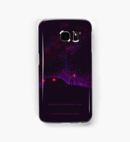 Ghost Riders In The Sky Samsung Galaxy Case/Skin