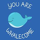 Whale, thank you! by AnishaCreations