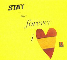 stay with me forever by Portia Greenwood