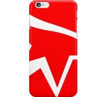 Mirror's Edge Logo iPhone Case/Skin