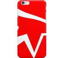 Mirror's Edge Logo iPhone Case/Skin