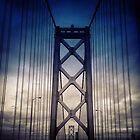 Bay Bridge Gloom by omhafez