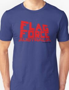 Flag Force Australia logo T-Shirt