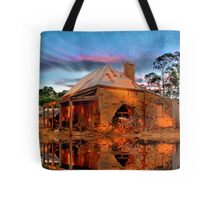Reflections Of Ruin Tote Bag