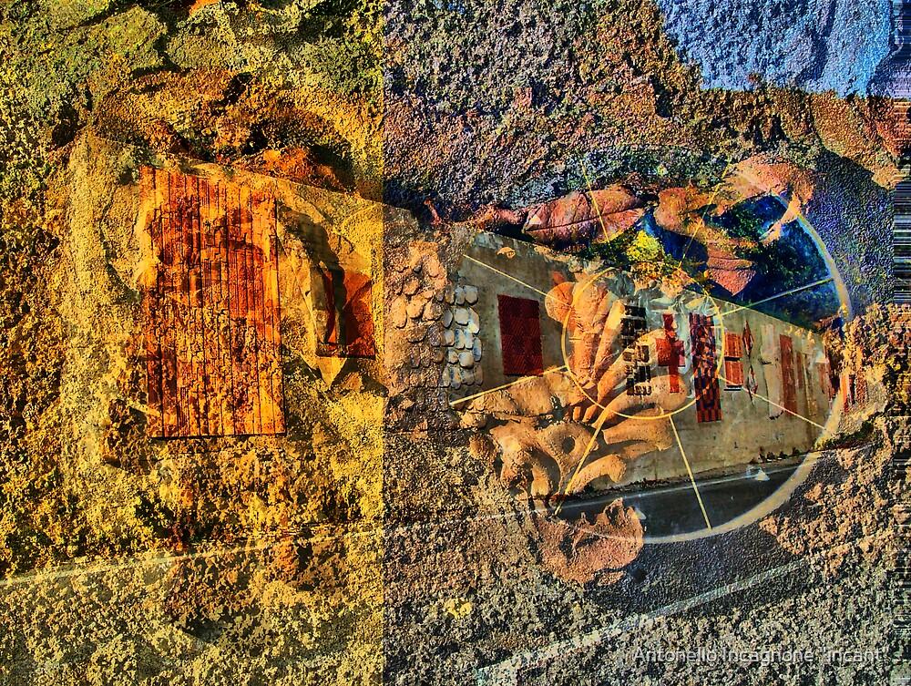 """Il muro della vita by Antonello Incagnone """"incant"""""""