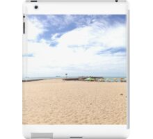 Fortaleza Beach Pano iPad Case/Skin