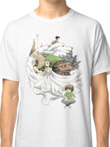 The Neverending Story - Montage  Classic T-Shirt