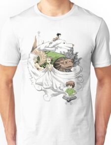 The Neverending Story - Montage  Unisex T-Shirt
