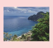 Sea View from La Gomera Kids Clothes