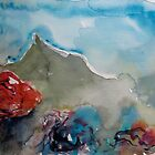 Mountain top by Stéfanie Belleu