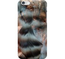 Backlit Feathers iPhone Case/Skin