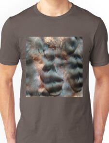 Backlit Feathers Unisex T-Shirt