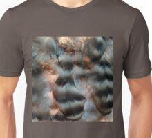 Backlit Feathers Unisex T-Shirt