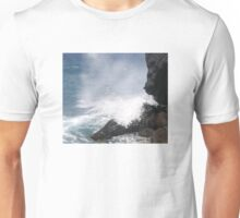 Escape from the sea Unisex T-Shirt