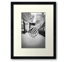 Live to Love II Framed Print