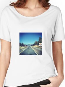 Snow in Arizona Women's Relaxed Fit T-Shirt