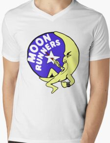 The Moonrunners Mens V-Neck T-Shirt