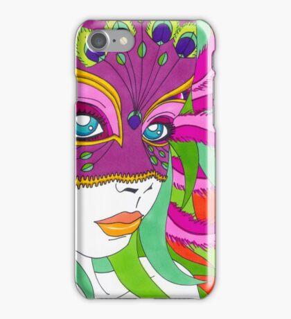 Masquerade iPhone Case/Skin