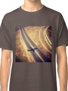 Plane Crossing Classic T-Shirt