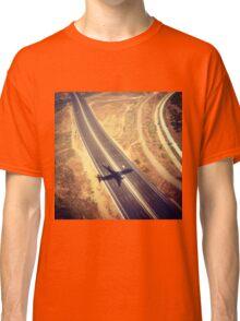 Plane Crossing Classic T-Shirt