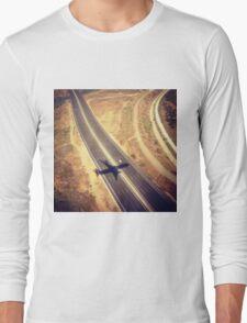 Plane Crossing T-Shirt