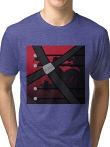 Boston Crusaders Uniform  Tri-blend T-Shirt