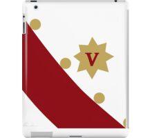 Santa Clara Vanguard Uniform iPad Case/Skin