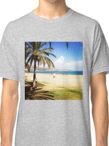Beach Life in Málaga Classic T-Shirt