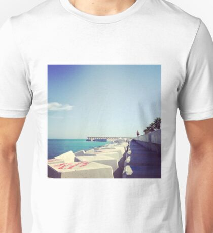 Soul Searching in Málaga Unisex T-Shirt