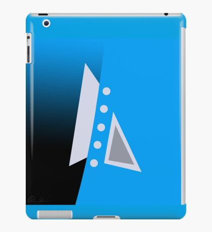 Spirit of Atlanta Uniform iPad Case/Skin