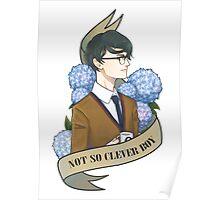 Not So Clever Boy Poster