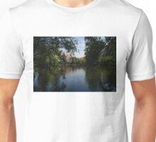 A Glimpse Through the Trees - Bruges, Belgium Unisex T-Shirt