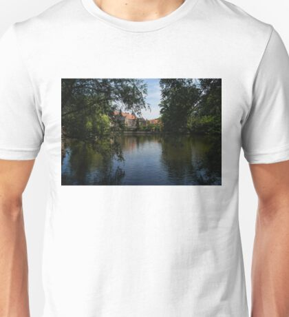 A Glimpse Through the Trees - Bruges, Belgium Unisex T-Shirt
