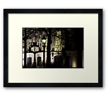France - Paris 75008 Framed Print
