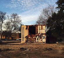 build & destroy, pt. 2 by omhafez