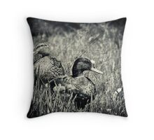 Is it something I said? Throw Pillow