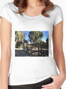 UC Davis Arboretum Women's Fitted Scoop T-Shirt