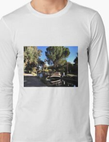 UC Davis Arboretum Long Sleeve T-Shirt