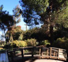 UC Davis Arboretum Sticker