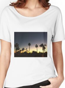OC Sunsets Women's Relaxed Fit T-Shirt
