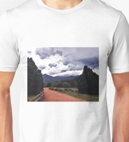 Garden of the Gods, Pt. 1 Unisex T-Shirt