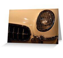Corvette: 1953 Greeting Card