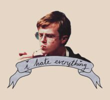 Dane DeHaan - I hate everything T-Shirt