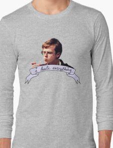 Dane DeHaan - I hate everything Long Sleeve T-Shirt