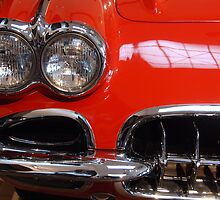 Corvette: 1959 by John Schneider