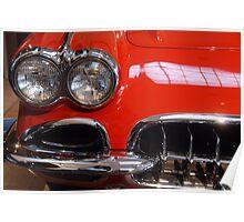 Corvette: 1959 Poster