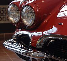 Corvette: 1962 by John Schneider