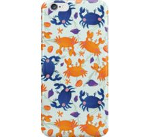 Feelin' Crabby iPhone Case/Skin