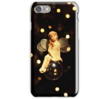 """""""The Christmas Tree Fairy"""" iPhone Case/Skin"""